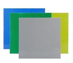 Набор из 4 строительных пластин совместимых с Лего 40х40 см купить