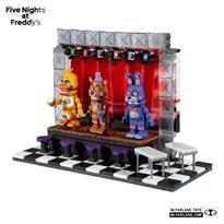 Конструктор Фнаф Делюкс Концертная Сцена 5 ночей с Фредди (Deluxe Concert Stage Five Nights at Freddy's Mcfarlane) 223 детали купить в Москве