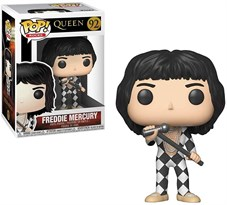 Фигурка Фредди Меркьюри (Funko Pop Rocks: Queen - Mercury Freddie Toy) №92 Купить в России с доставкой