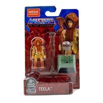 """Конструктор Тила Властелины Вселенной (Masters of The Universe Mega Construx Heroes Teela 2"""" Mini-Figure) 20 деталей купить в России с доставкой"""