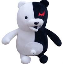 Мягкая игрушка Монокума из аниме Данганронпа (Danganronpa) купить в Москве