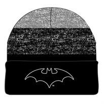 Шапка Бэтмен (Batman Classic Logo Heather Beanie) купить в России с доставкой