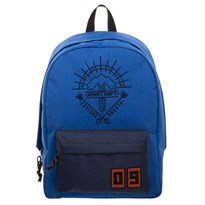 Рюкзак с киркой Майнкрафт (Minecraft Explore Create Backpack Blue) купить в Росссии с доставкой