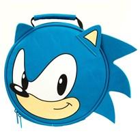 Детский ланч бокс ежик Соник (Sonic The Hedgehog Face Lunch Box) купить в России с доставкой