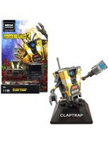 Конструктор фигурка Железяка Бордерлендс Mega Construx Pro Builder Heroes Wave 2 Figure Borderlands 3 Claptrap купить оригинал