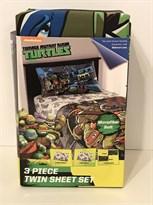 Купить Постельное белье Черепашки ниндзя (Teenage Mutant Ninja Turtles 3 piece set)