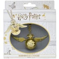 Часы кулон Золотой Снитч Гарри Поттер (Golden Snitch Watch Necklace) купить оригинал