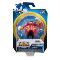 Подвижная фигурка Доктор Эггман из Соника (Sonic the Hedgehog Dr Eggman Figure Wave 2) 10 см купить оригинал