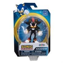 Подвижная фигурка Шэдоу из Соника (Sonic the Hedgehog Shadow Figure Wave 2) 10 см купить в Москве