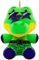 Мягкая игрушка Глэмрок Алигатор Монтгомери ФНАФ (Five Nights at Freddy's Safety Break Glamrock Montgomery Gator) купить оригинал