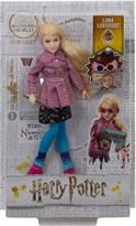Кукла Луна Лавгуд из фильма Гарри Поттер (Harry Potter Luna Lovegood Collectible Doll Tweed Jacket, Skirt with Quibbler and Spectrespecs) купить в Москве