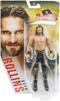 Подвижная фигурка Сет Роллинс (WWE Wrestlemania Seth Rollins Action Figure) 15 см купить оригинал