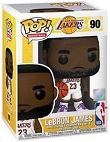 Фигурка Леброн Джеймс NBA LA Lakers (LeBron James Alternate Pop! Vinyl Figure) №90 купить в Москве