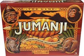 Настольная игра Джуманджи (Cardinal Games Jumanji The Game Action Game) купить оригинал