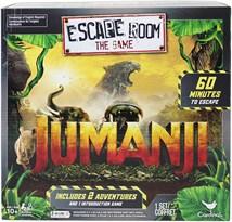 Настольная игра Джуманджи Квест в комнате (Jumanji Escape Room Game) купить в Москве