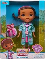 Кукла Доктор Плюшева (Doc McStuffins Pet Rescue Doc Doll) купить оригинал