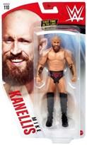 Подвижная фигурка Майк Канеллис (WWE Basic Figure Series 110 Mike Kanellis Action Figure) купить оригинал