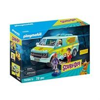 Конструктор Скуби Ду и Загадочная Машина (Playmobil 70286 Scooby-Doo! Mystery Machine) 72 детали купить оригинал