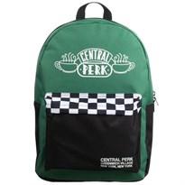 Рюкзак Друзья Централ Перк (Friends Central Perk Green Checker Mixblock Backpack) купить в Москве