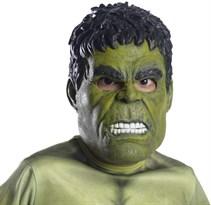 """Маска Халка """"Мстители: Финал"""" (Kids Avengers: Endgame Hulk 3/4 Mask) детская купить в России с доставкой"""