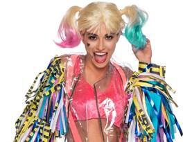 """Парик Харли Квинн """"Хищные птицы"""" (Adult Harley Quinn Wig - Birds of Prey) купить в России с доставкой"""