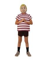 Костюм детский Пагсли семейка Адамс (Kids The Addams Family Animated Movie Pugsley Costume) купить