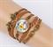 Браслет Широкий Билл Шифр из мультфильма Gravity Falls - фото 13663