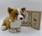 Мягкая игрушка Корги 27 см - фото 13709