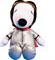 Мягкая игрушка Снупи космонавт 20 см на сайте Super01.ru