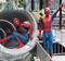 Купить классический костюм Человека Паука (Spider-Man) для аниматоров