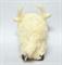 Плюшевый белый бизон (White Beefalo Plush) с игры Don't starve заказать