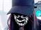 Черная маска с улыбкой заказать с доставкой
