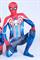 Скоростной костюм Человек-паук (Spiderman) взрослый купить с доставкой