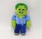 Купить мягкую игрушку Зомби из Майнкрафта