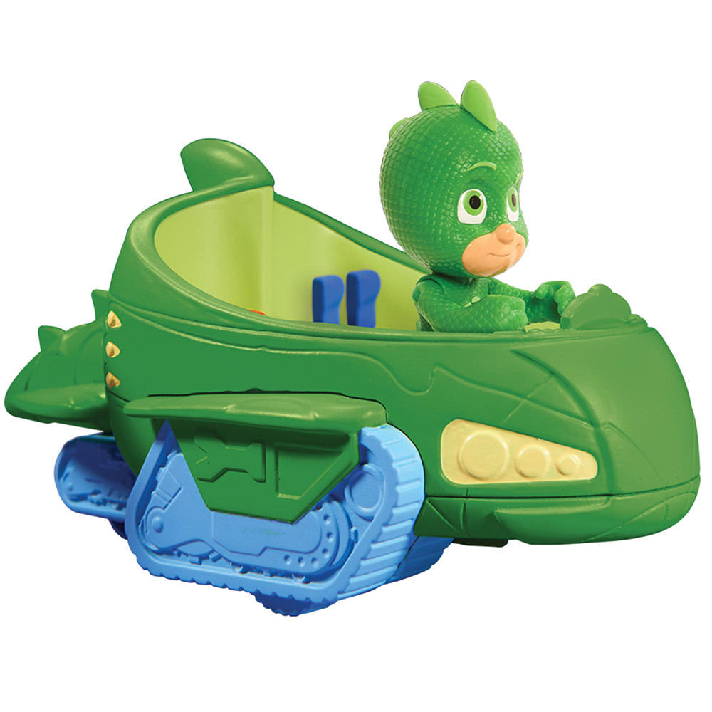PJ Masks Vehicle  Гекко и Гекко-Мобил