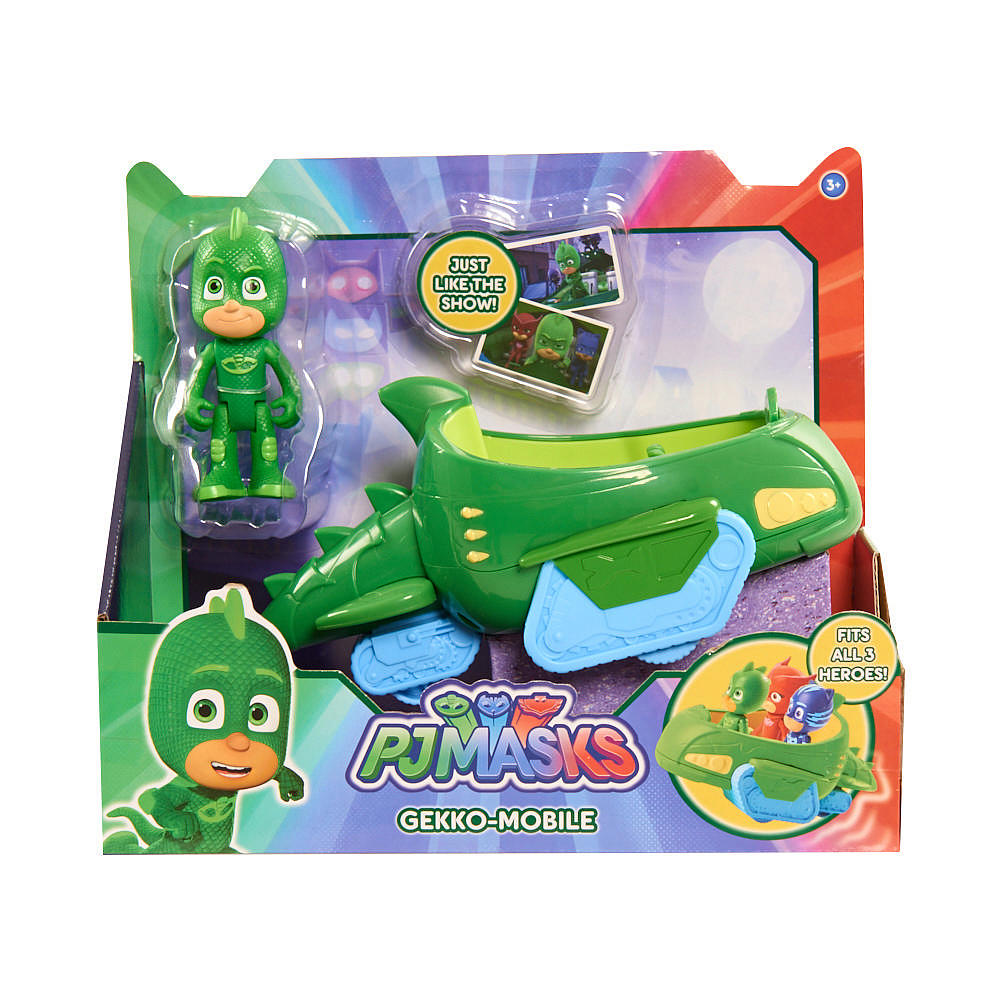 PJ Masks Vehicle  Гекко и Гекко-Мобил 2