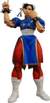 Фигурка Street Fighter 4 Series 2 Chun Li 7